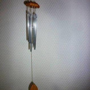 Windspiel mit 6 Röhren ca. 36cm