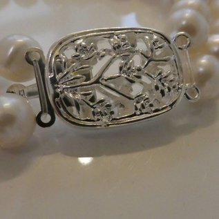 Armband Mondstein doppelreihig für Fruchtbarkeit und Kinderschutz