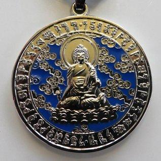 Кулон с Буддой медицины.