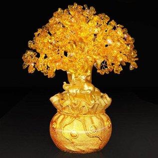 Дерево с Цитринами.
