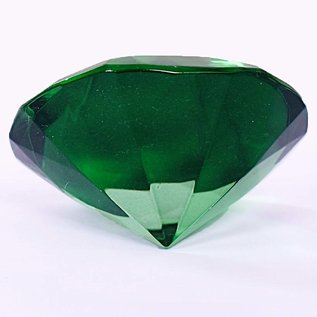 Kristall, wunscherfüllend, ca.10 x 5 cm