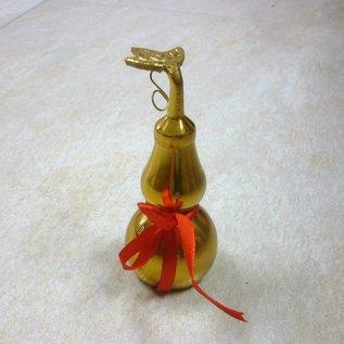 goldener Wu Lou für Langlebigkeit ca. 10cm
