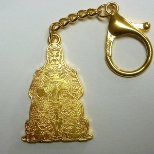 Tai Sui keychain, 3x5(11)cm