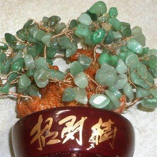 Nephrit Jade Baum zur Harmonisierung