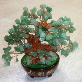 Nephrit Jade Baum zur Harmonisierung 2019