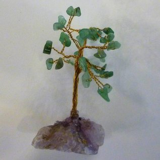 Crystal tree Nephrite, 9cm, for harmonic environment