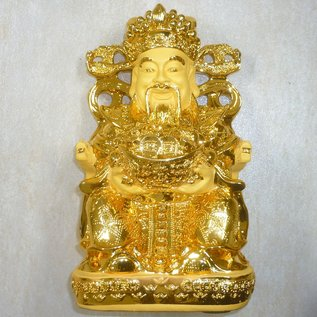 Exclusive god of wealth, 28x16x15cm