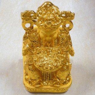 Exclusive god of wealth, 28x16x15cm