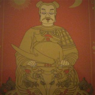 Schutzkarte Tai Sui, 5x9,5cm