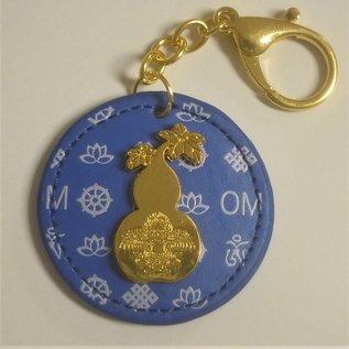 Garuda Wu Lou Health Amulet Keychain