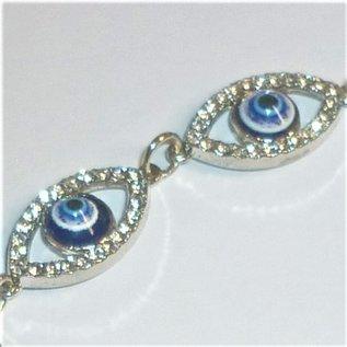 Anti evil eye bracelet