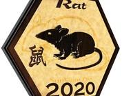 2020 - Jahr der Ratte