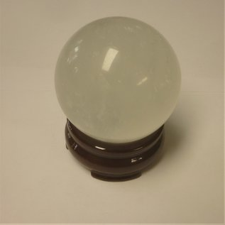 прозрачный кварцевый хрустальный шар d=5,5cm