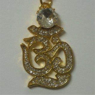 bejeweled OM keychain, 2,5x4 (10)cm