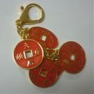 Anhänger 5 Schutz- und Segensmünzen