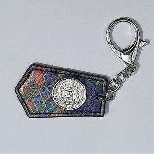 Bildungsförderndes Amulett Schlüsselanhänger 3,5x6,5 (11,5)cm