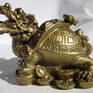 Драконочерепаха символ гармонии вселенной.
