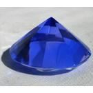 Синий  кристал