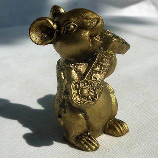 Крыса символ богатства