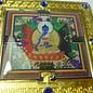 Medizin Buddha Spiegel für Genesung und Gesundheit (ca.5x5x17cm)
