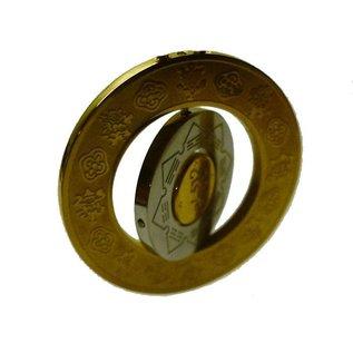 Kette mit Anhänger OM Mani Padme Hum d= 3,2cm