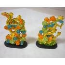 Drachen und Phönix