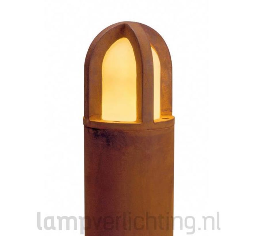 Rusty Cone 70 Tuinverlichting Cortenstaal