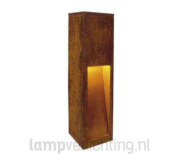 Tuinlamp Roest Cortenstaal Vierkant 50 cm