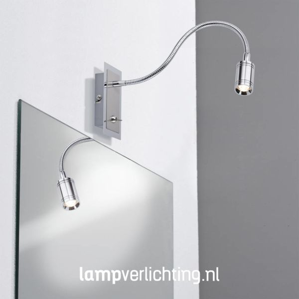 LED Leeslamp Flexibel Wand