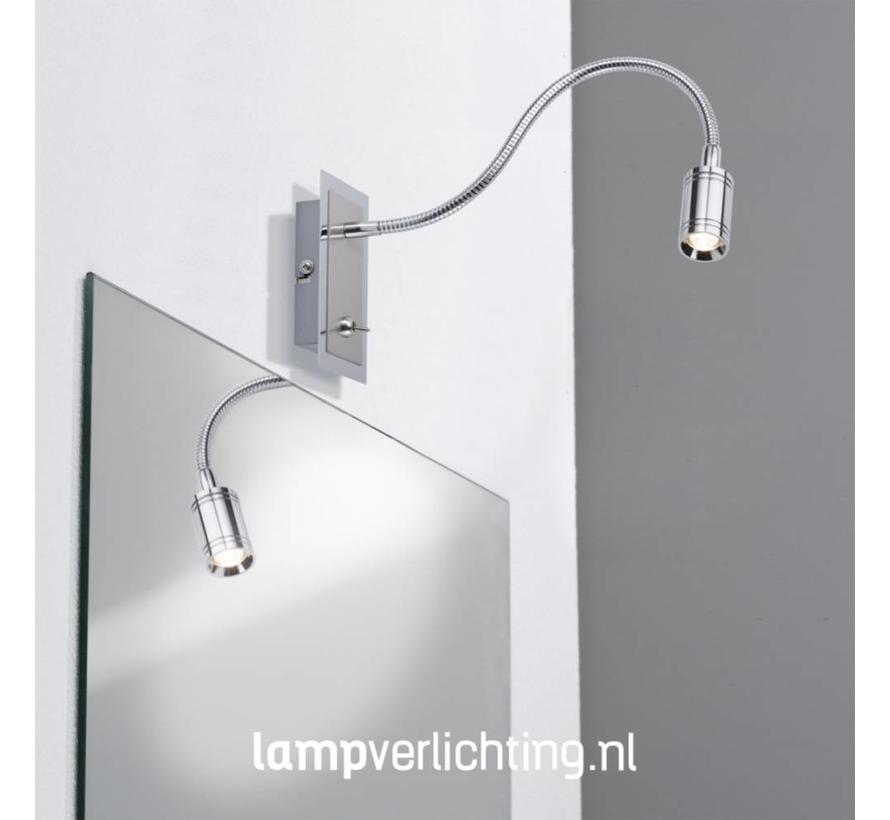 LED Leeslamp Flexibel Wand