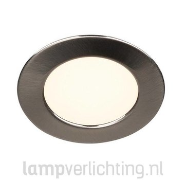 Platte Inbouwspot LED 12V PR2