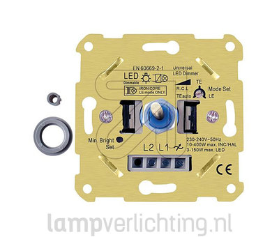 Dimbare LED Voeding 12V DC 25W