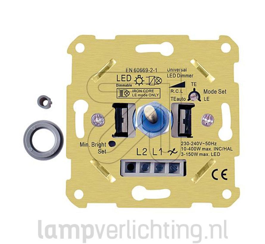 LED Dimmer Universeel 230V 3-150W