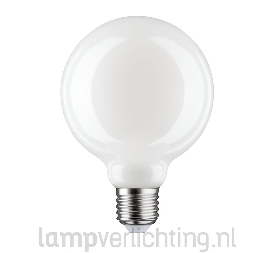LED Filament Dimbaar E27 95mm Opaalglas
