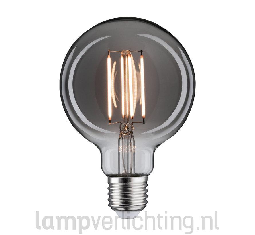 LED Filament Dimbaar E27 95mm Rookglas