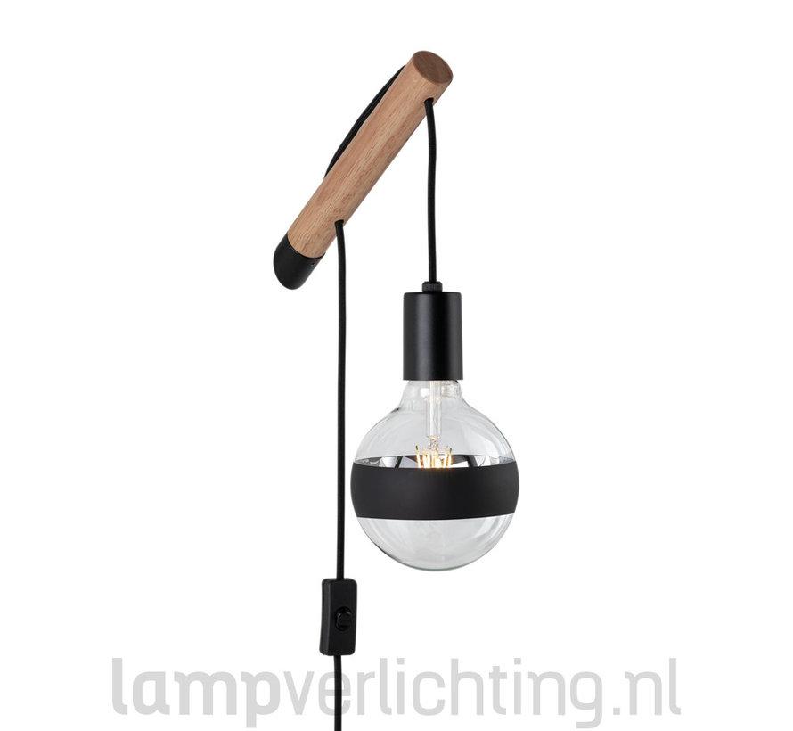 Wandlamp Snoer en Fitting