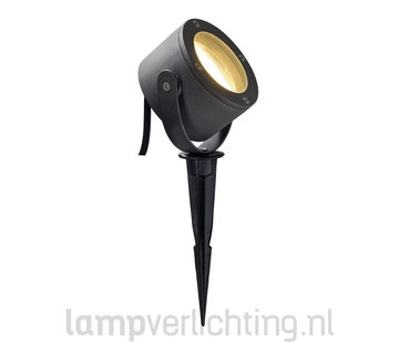Prikspot Tuinspot Spies 230V Antraciet