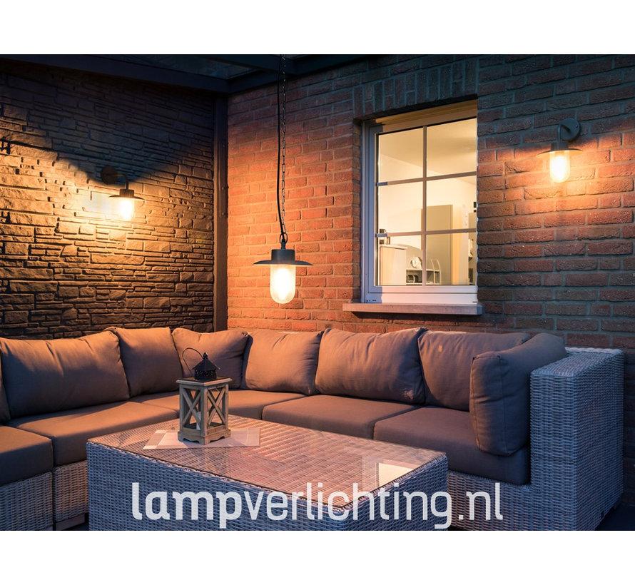 Stallamp Wand Modern E27 IP44