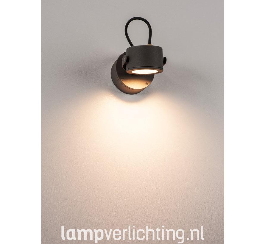 Wandlamp Buiten Draaibaar Novem