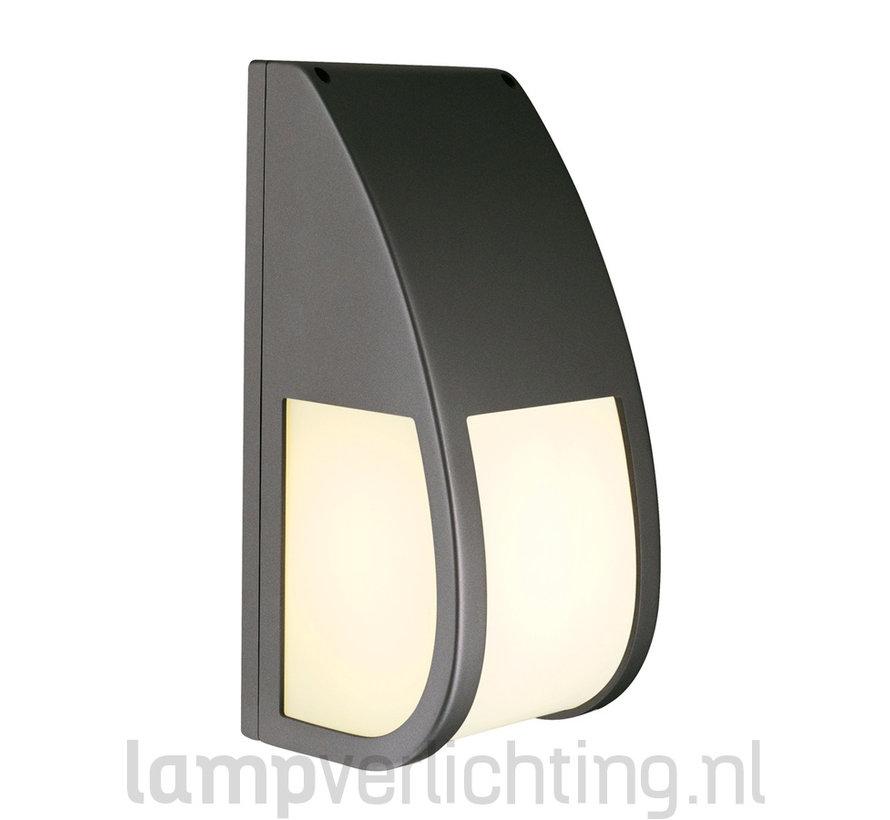 Wand Buitenlamp E27 Deco