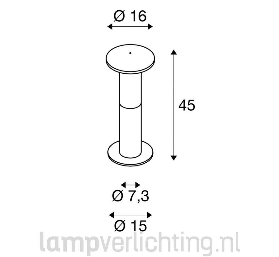 Staande Tuinlamp Paddenstoel 40 cm