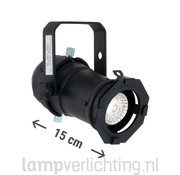 Theaterspot LED Dimbaar 10W Dim-to-warm