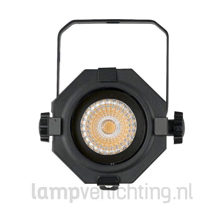 Theaterspot LED Dimbaar 10W Dim-to-warm
