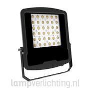 LED Schijnwerper 100W IP65 Zwart