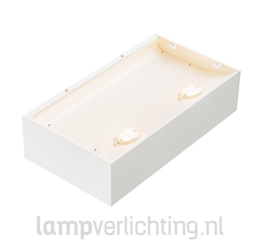 Uplighter Wandlamp LED Dimbaar 54W