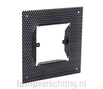 Stucframe voor Wand Inbouwdoos Vierkant 230V