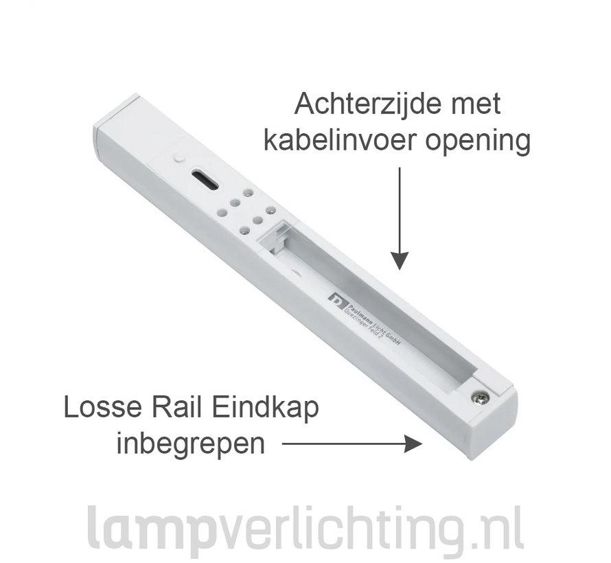 Lux Rail Eindvoeding