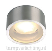 Plafondlamp Buiten Plat Rond IP44