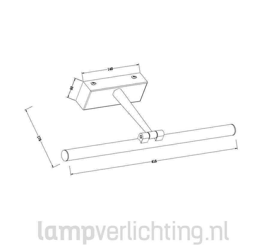 LED Schilderijverlichting 42 cm