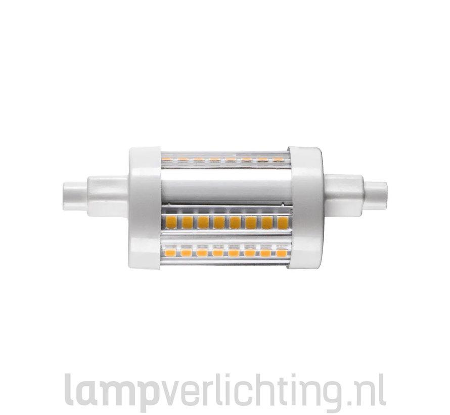 LED Lamp R7s 78 mm Dimbaar
